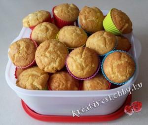 Gluténmentes muffin