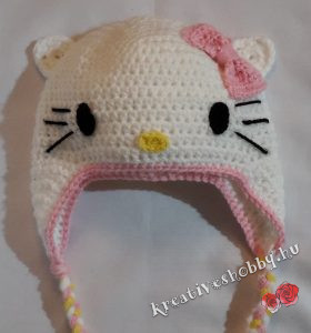 Hello Kitty-sapka