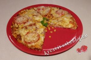 Pizza á la Jázmin