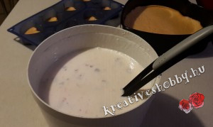 Joghurt-torta: a joghurt-krém