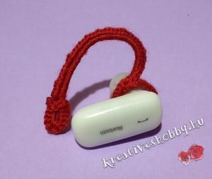Headset-akasztó
