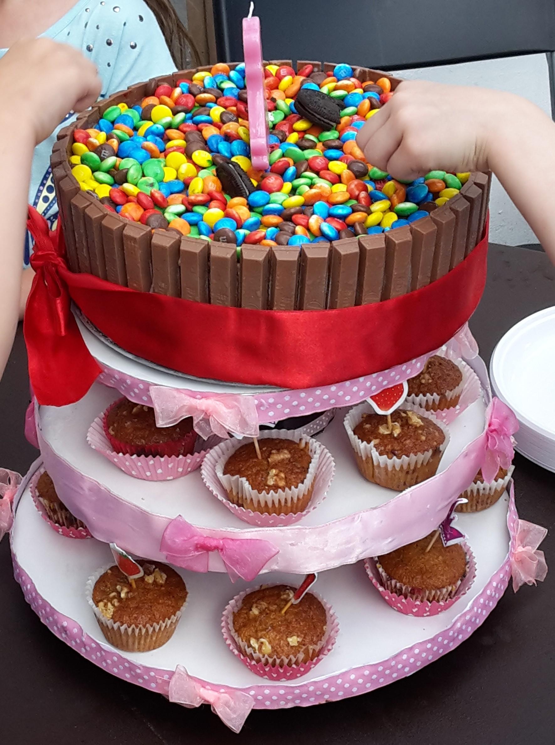 születésnapi torta ötletek Szülinapi zsúr ötletek 5.: Kit Kat torta fagyiból   Kreatív+Hobby  születésnapi torta ötletek