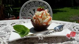 Cukormentes fagyi csokitálkában