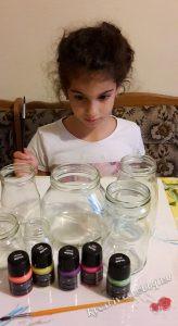 Világító befőttesüveg: szép üvegeket választunk ki