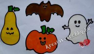 Halloween-dekoráció