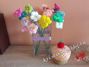 Puff-virágok