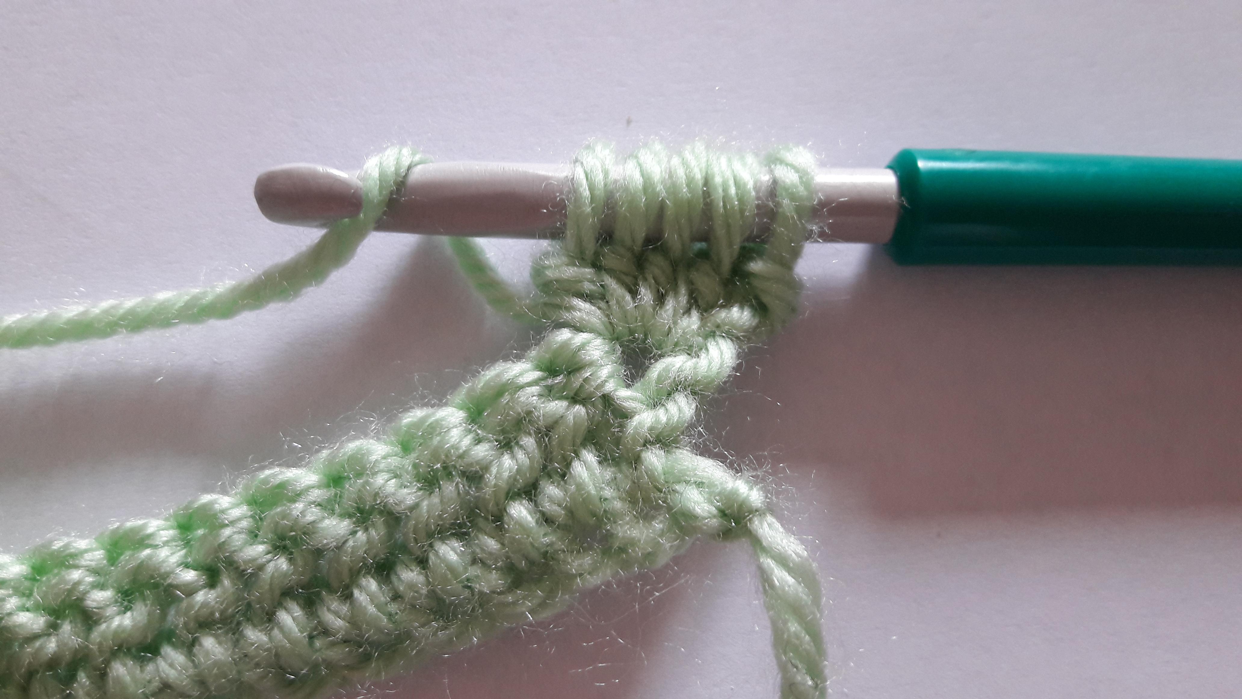 A nupp (bobble stitch) horgolása - Kreatív+Hobby Alkotóműhely 2d6b2ff90d