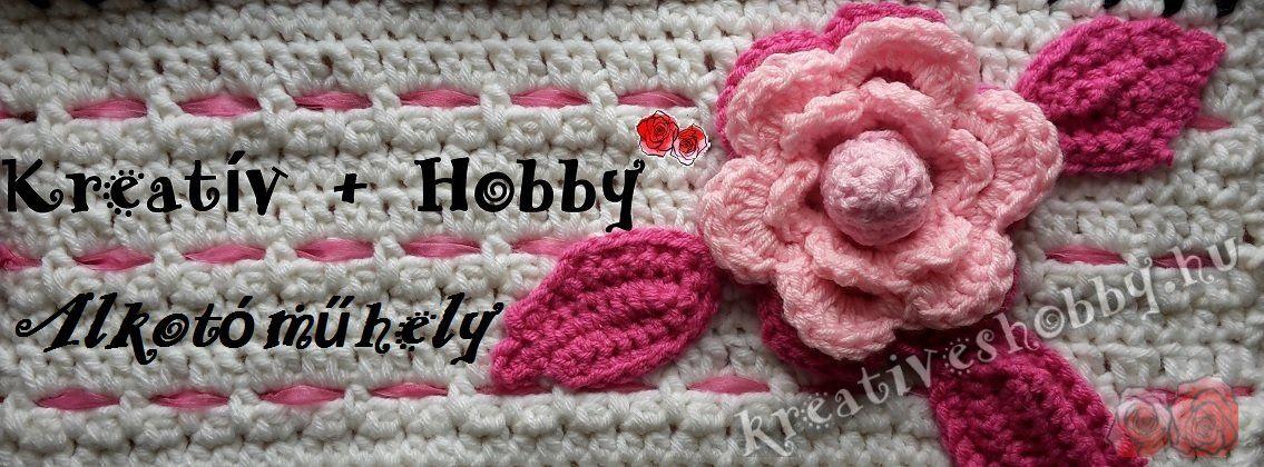 Kreatív+Hobby Alkotóműhely logo